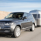 2013 Range Rover towing